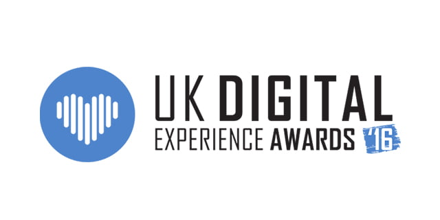 UK Digital Experiencec Awards Logo